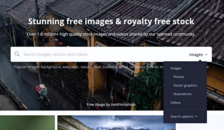免費可商用圖庫懶人包!照片、向量圖、插圖都有!超多風格、檔案類型,網頁、簡報製作必備!