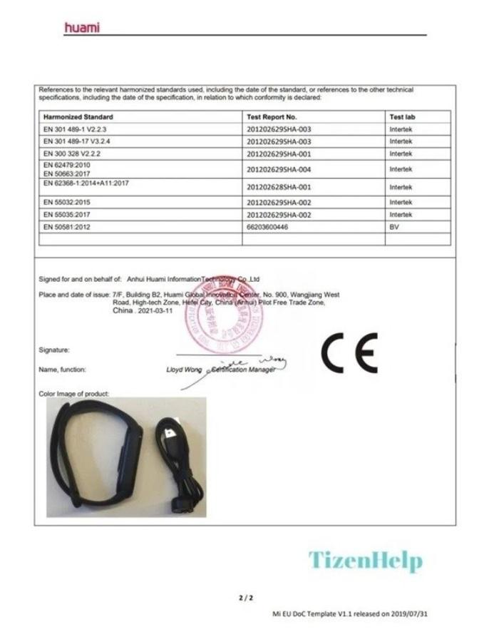 『 小米手環 6 』傳聞整理!螢幕更大、支援表情符號、血氧偵測、GPS