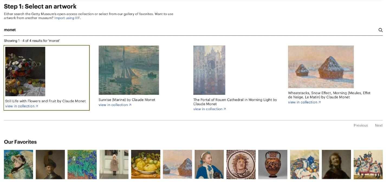 蓋蒂博物館推出『 動物森友會藝術品產生器 』!想要哪一幅名畫直接生成 QRCode!手殘不會自己設計也不怕!