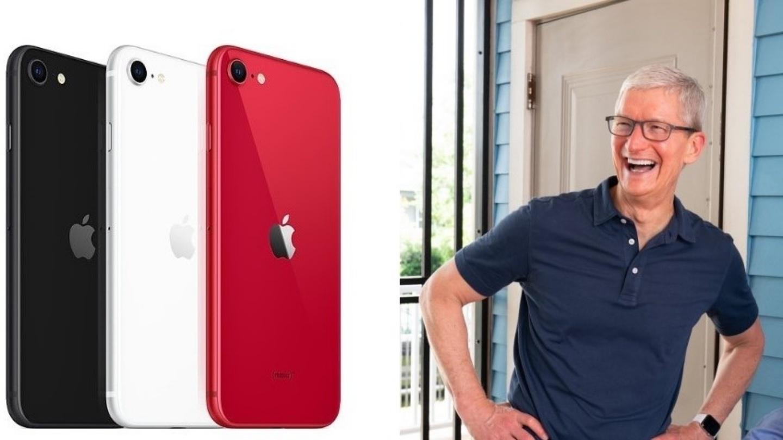iPhone SE 上市的最終目標為何? 庫克:要吸引 Android 用戶跳槽