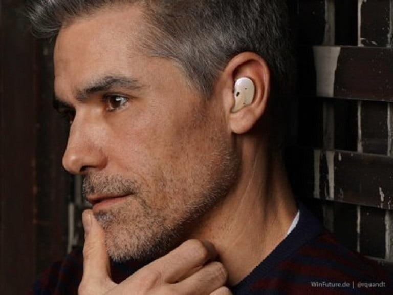 長得更像豆子了!三星下一代 Galaxy Buds 真無線藍牙耳機流出渲染圖