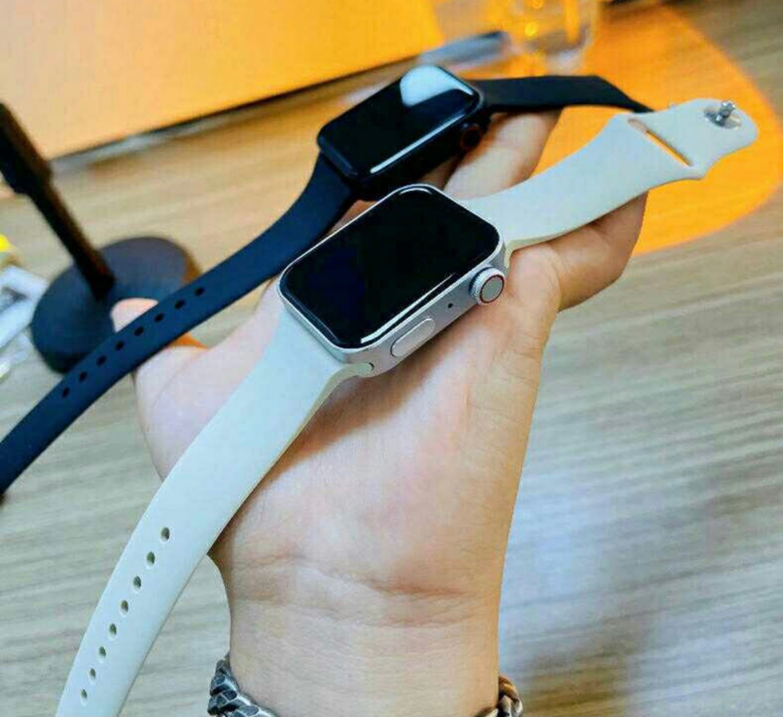蘋果秋季發表會還沒開始!中國華強北搶先開賣山寨版 Apple Watch Series 7