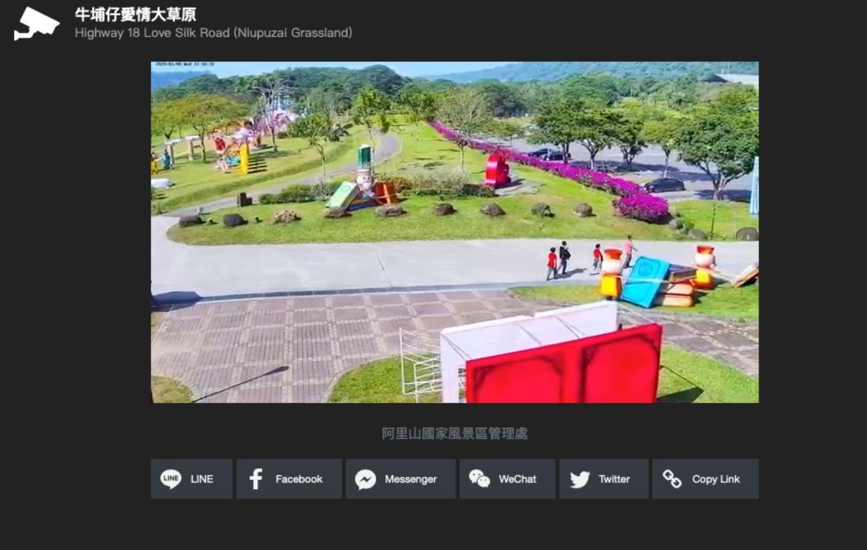 返鄉投票!『 即時影像監視器 』讓你直接線上看路況影像避開車潮!春節出遊還可以查氣象跟空氣品質喔!