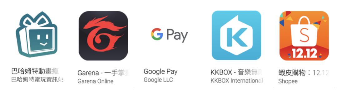 2018年Google Play最受歡迎的App結果出爐 你愛用的App有上榜嗎?