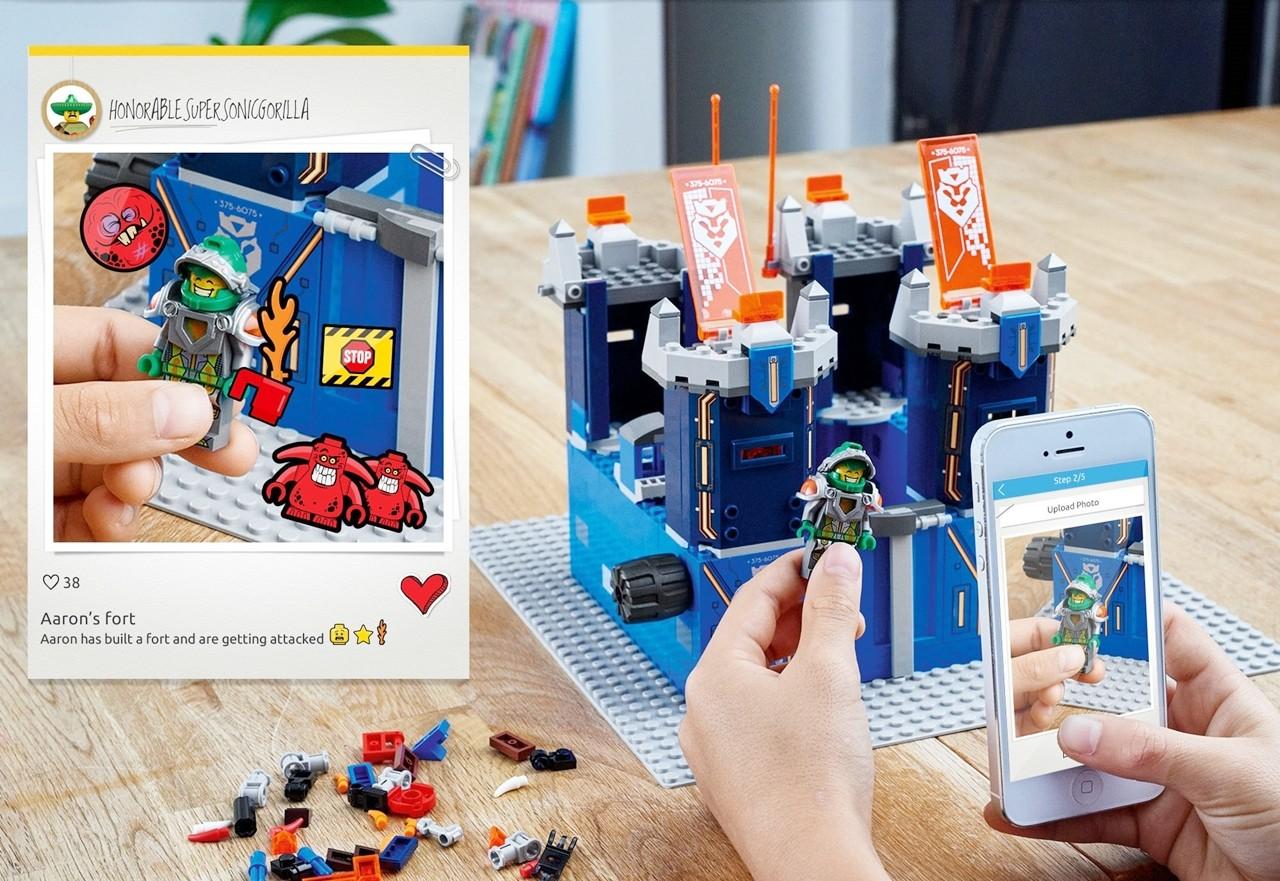 你滿3歲了嗎?小朋友專用的熱門樂高社群App 『 LEGO Life 』台灣上線