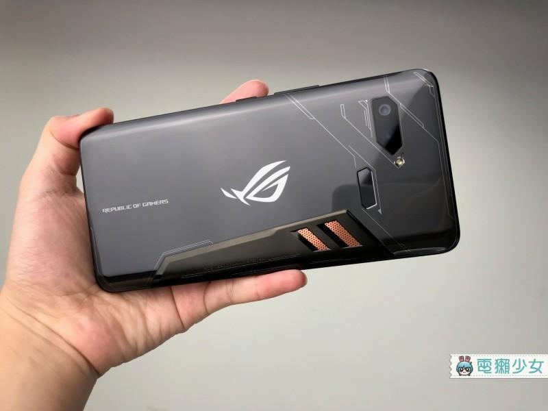 華碩ROG Phone售價出爐! 單機價新台幣26,990元起 配件全套包則約三萬元